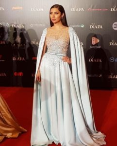 International Arab Festivals Awards, Mahira Khan Honored with Award in Distinctive International Arab Festivals Awards