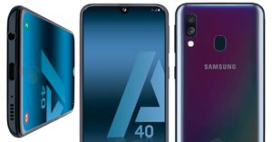 Samsung Galaxy A40, Samsung Galaxy A40 Specs are Leaked| Would You Want This One