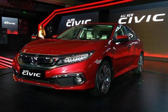 Honda Civic 2019, Complete Details about Honda Civic Turbo RS 2019