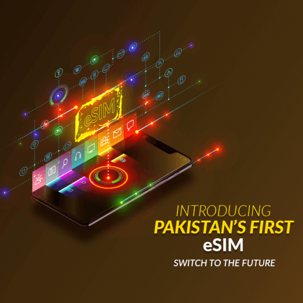 eSIM Pakistan, Jazz brings eSIM in Pakistan: Get Jazz eSIM without Placing Physical SIM