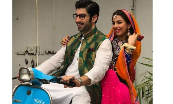 , Upcoming Pakistani Eid Telefilm Pinky Ka Dulha with Muneeb Butt & Ushna Shah