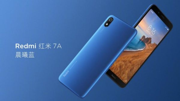, Affordable Xiaomi Redmi 7A Smartphone with Full Specs and Features