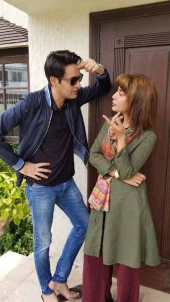 , Pakistani Actors Affan Waheed & Yumna Zaidi in Upcoming Eid Telefilm