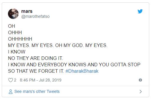 Dharak Bharak Song, Bilal Ashraf's Amazing Looks in Dharak Bharak Song from Superstar Film