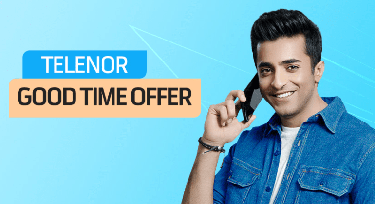 Telenor Good Time Offer 2020| 2 Hours Unlimited Calls & Facebook