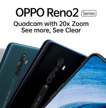 New series of OPPO Reno2