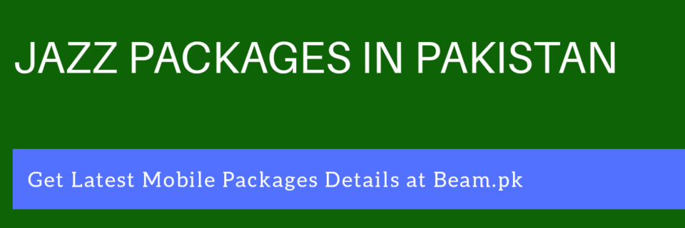 Jazz Packages