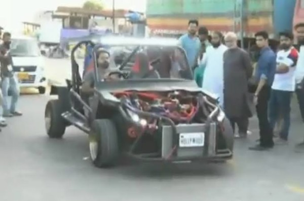 Exo-car Manufactured In Karachi