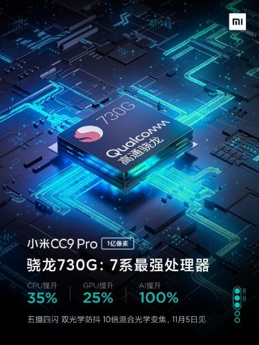 Xiaomi Mi CC9 Pro, Key Specs of Upcoming Xiaomi Mi CC9 Pro Smartphone
