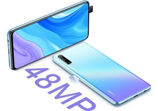 This New Year Huawei Y9s