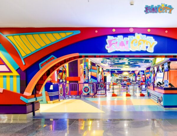 fun-city-giga-mall-Best places for Kids and Family in Islamabad