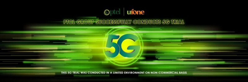 Ufone Launched 5G Services