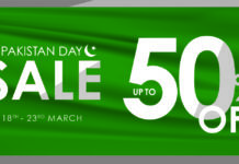 Pakistan Day Sale 2021