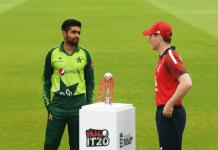Pakistan vs England 2021
