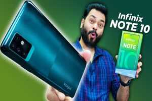 Infinix Launches Note 10