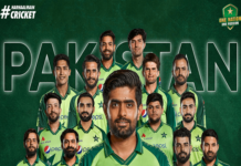 Pakistan announced Cricket Team for T20 World Cup 2021 UAE
