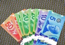 Canadian Dollar to PKR